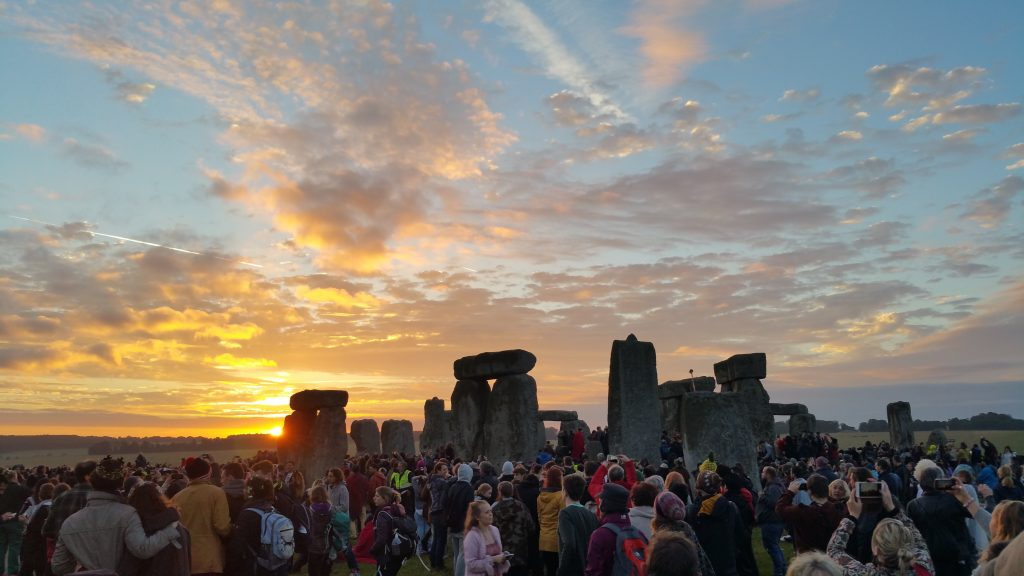Guided Tours of Stonehenge