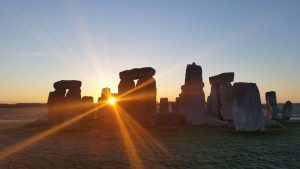 Stonehenge specal access sunset tour
