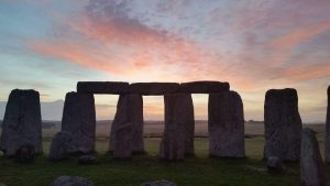 Stonehenge Sunrise Inner Circcl Tour